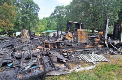 Caddo House Fire