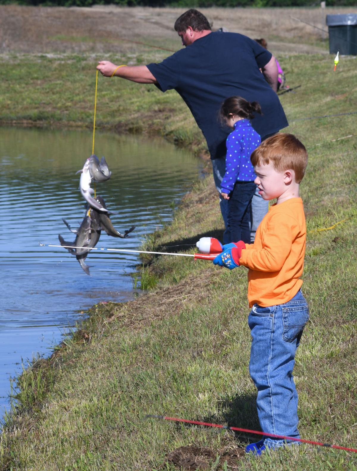 Youth Fishing Rodeo at Wheeler Wildlife Refuge | Gallery ...