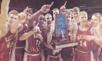 Hartselle 1994 state champions