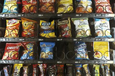 Americans love snacks  What does that mean for their health