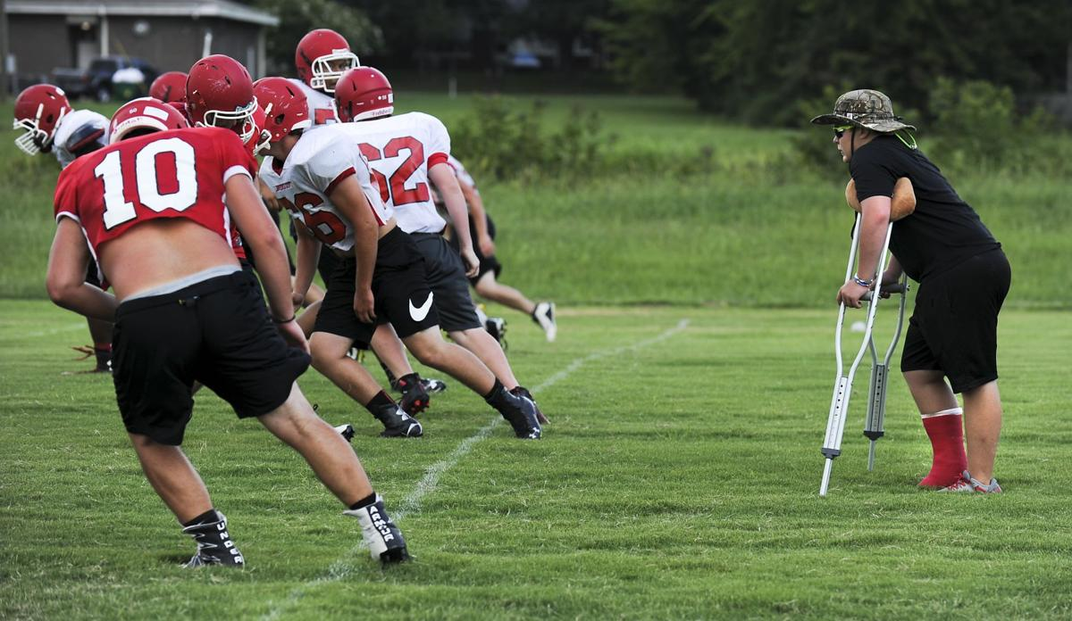 Athletes deal with more than pain after football injuries