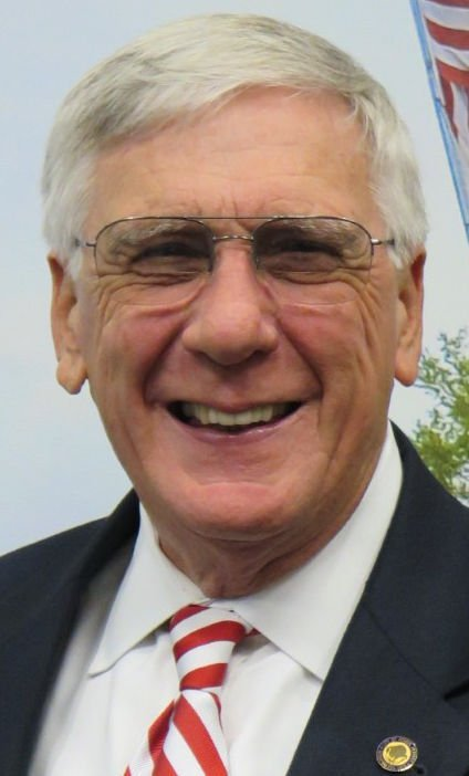 Athens Mayor Ronnie Marks, new August 2020
