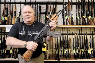 Local gun sales boom