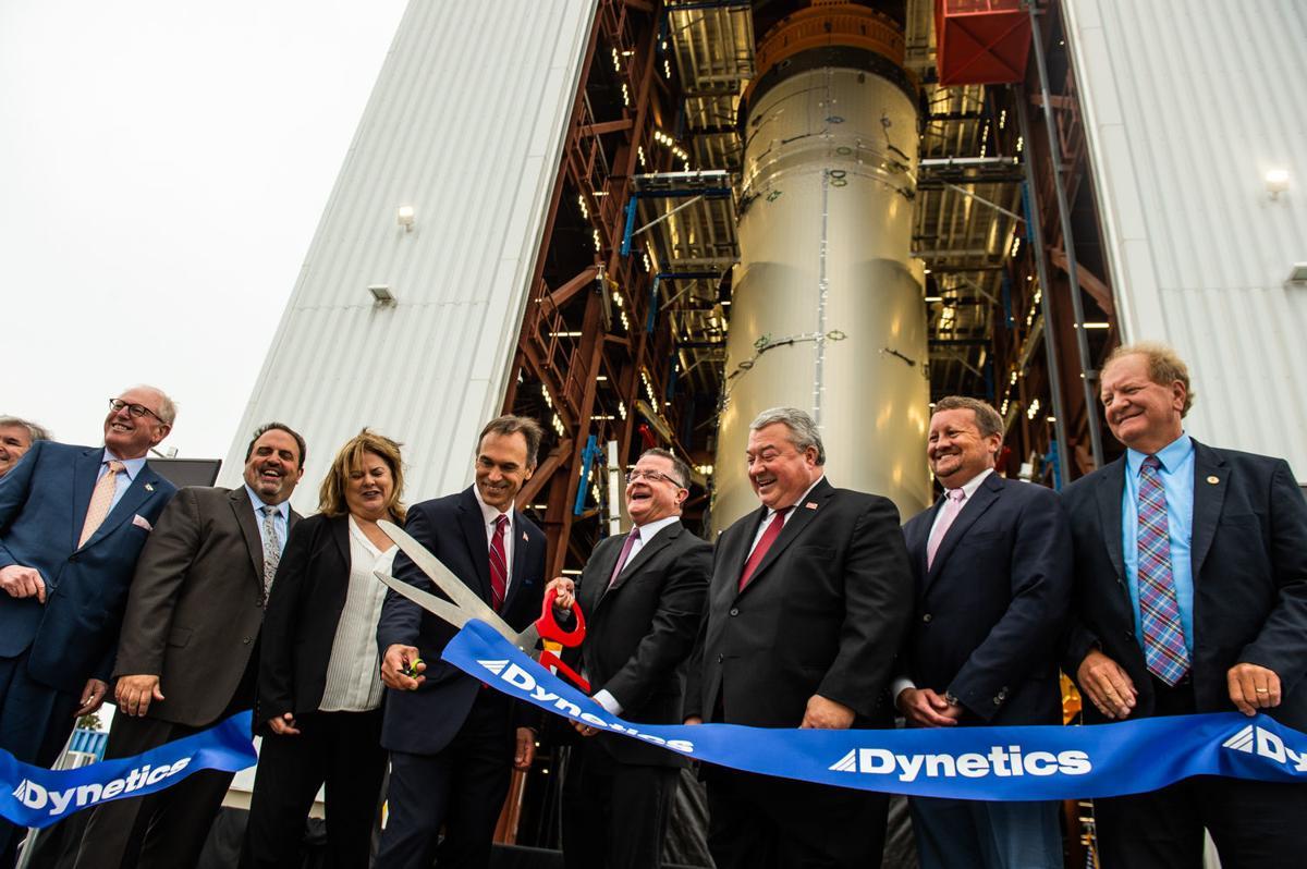 D191009 dynetics facility