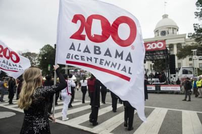 Alabama Bicentennial Parade
