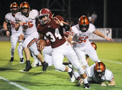 Tigers bounce back as Culver earns first win as Hartselle