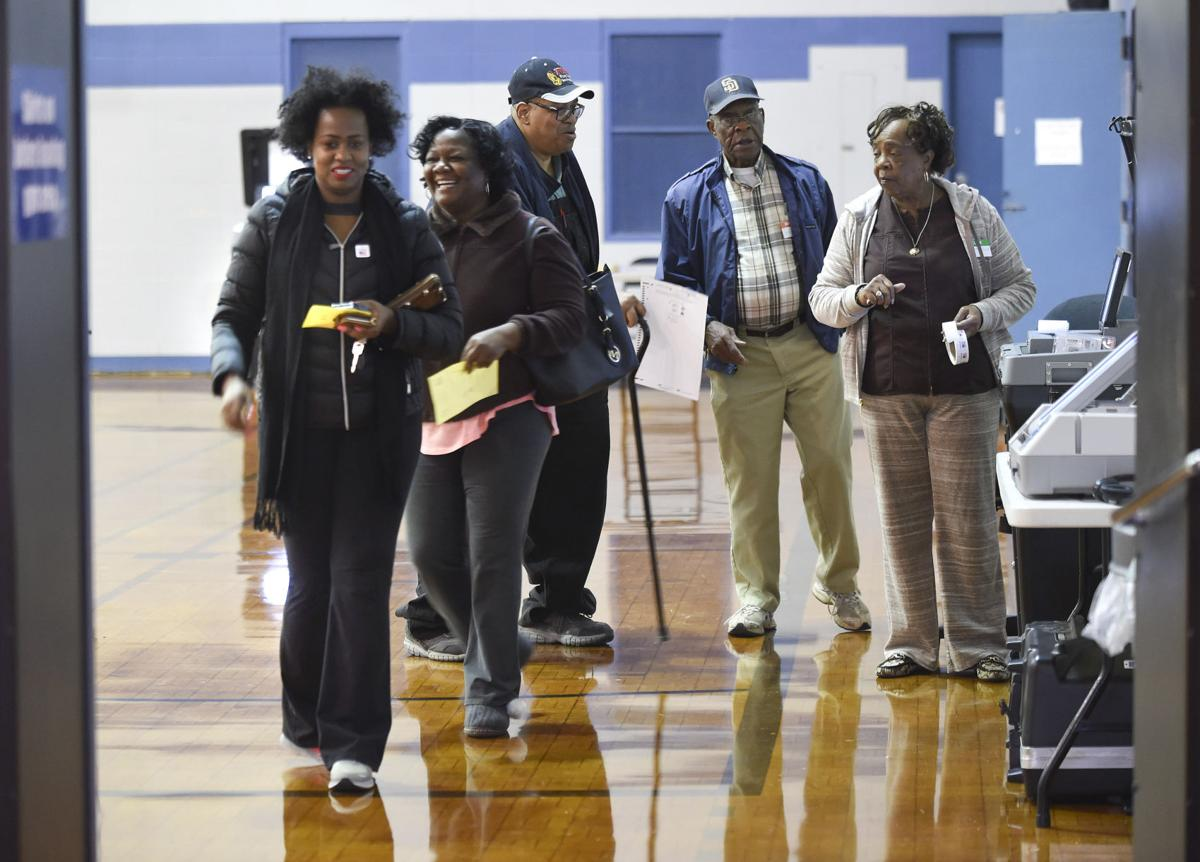 Turnout Appears Strong To High Locally Elections