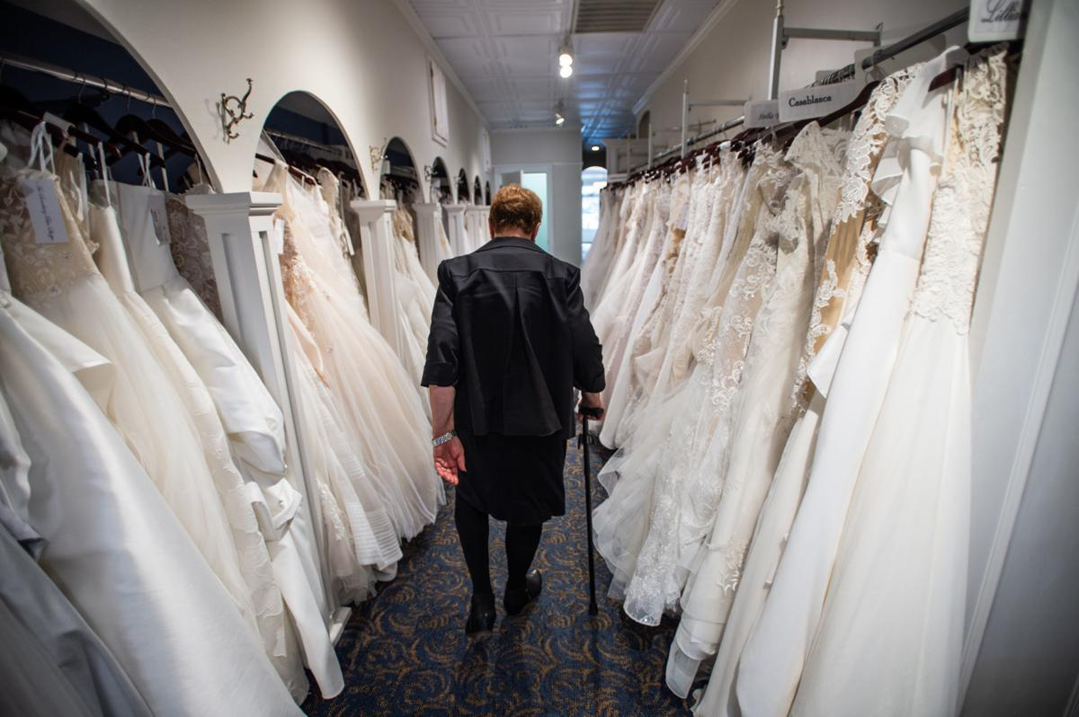 e6004df8bd4 Hartselle bridal shop with customers worldwide expands