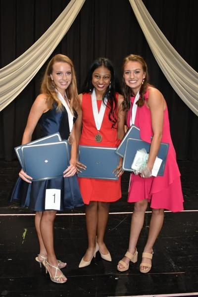 Morgan, Lawrence and Limestone Distinguished Young Women ...