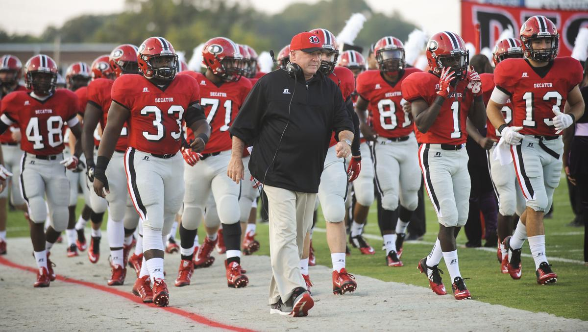 Image result for jere adcock decatur football