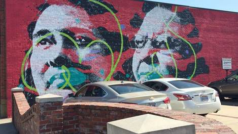 Local woman wants permission to paint murals on city