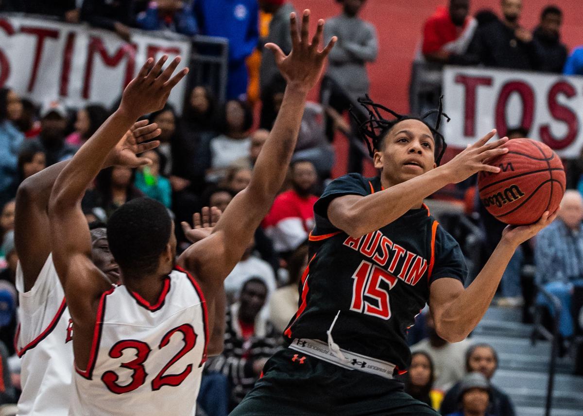 Austin Boys Girls Take Wins At Decatur High School