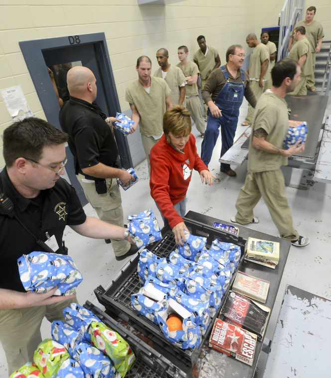 Limestone County Jail Christmas | | decaturdaily com