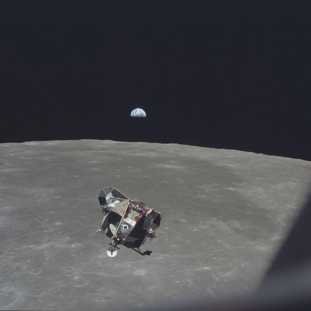 Man on a Moon Mission: Jon Haussler