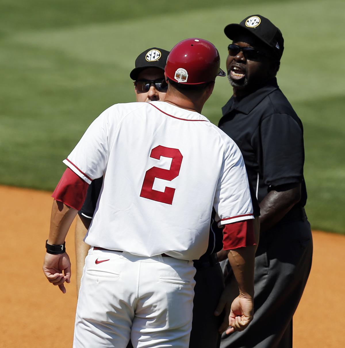 Slow offense quick exit for Tide baseball