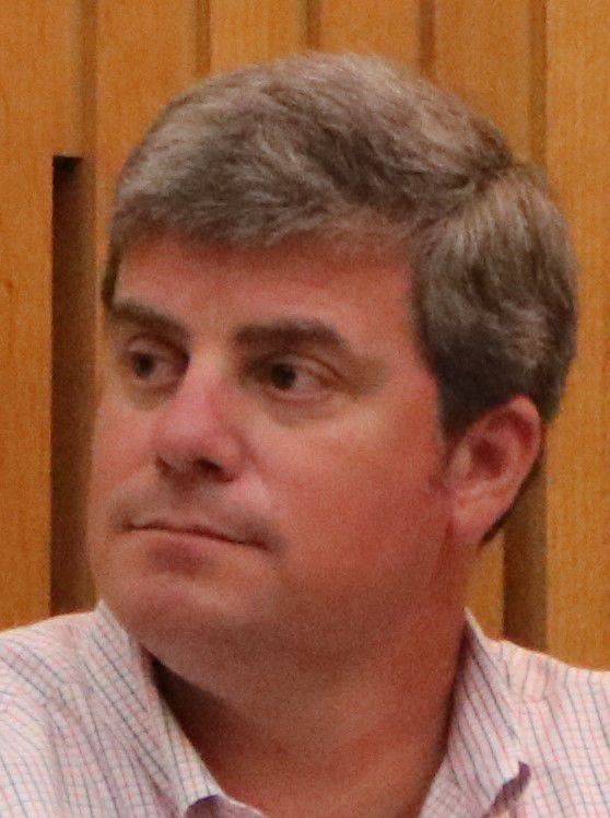 Councilman Carlton McMasters
