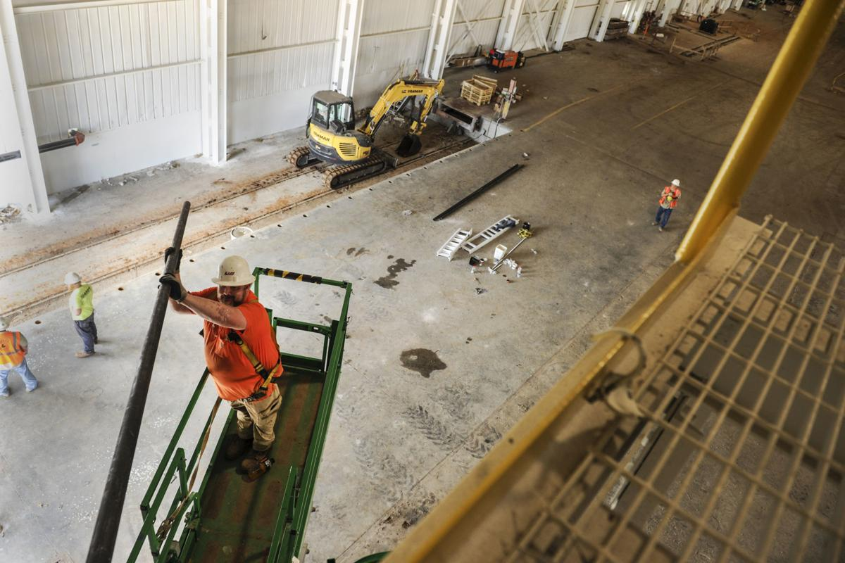 Former Delphi Buildings Being Transformed By Other