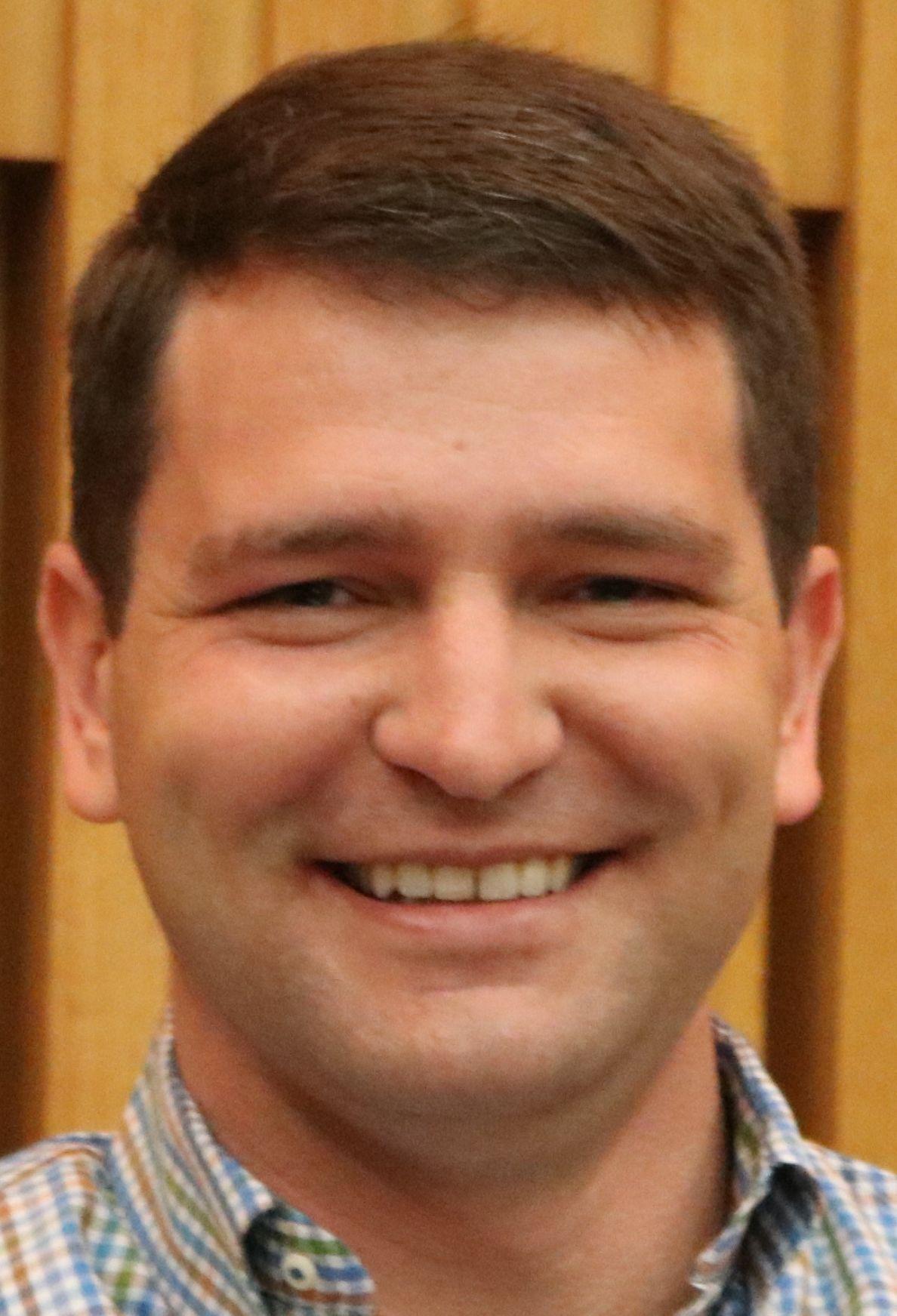 Councilman Jacob Ladner