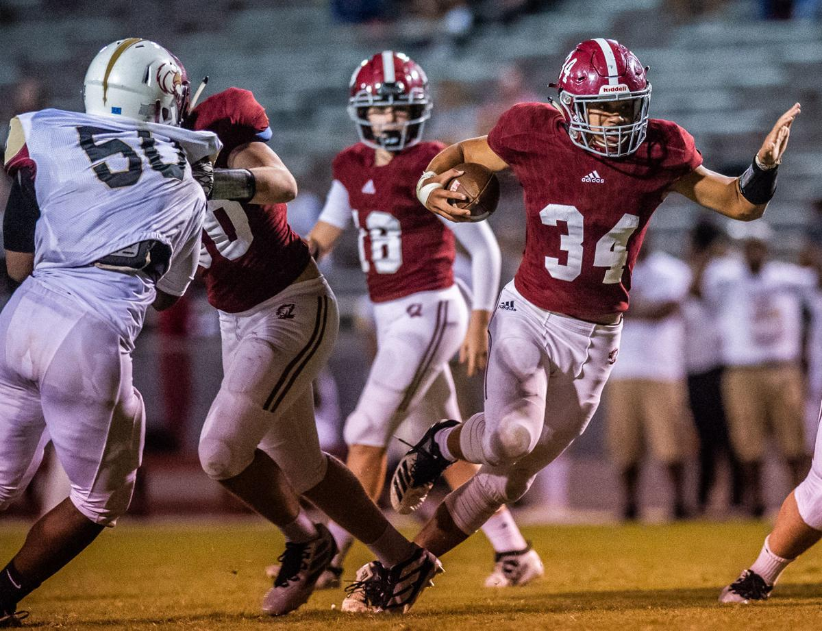 D191006 hartselle football