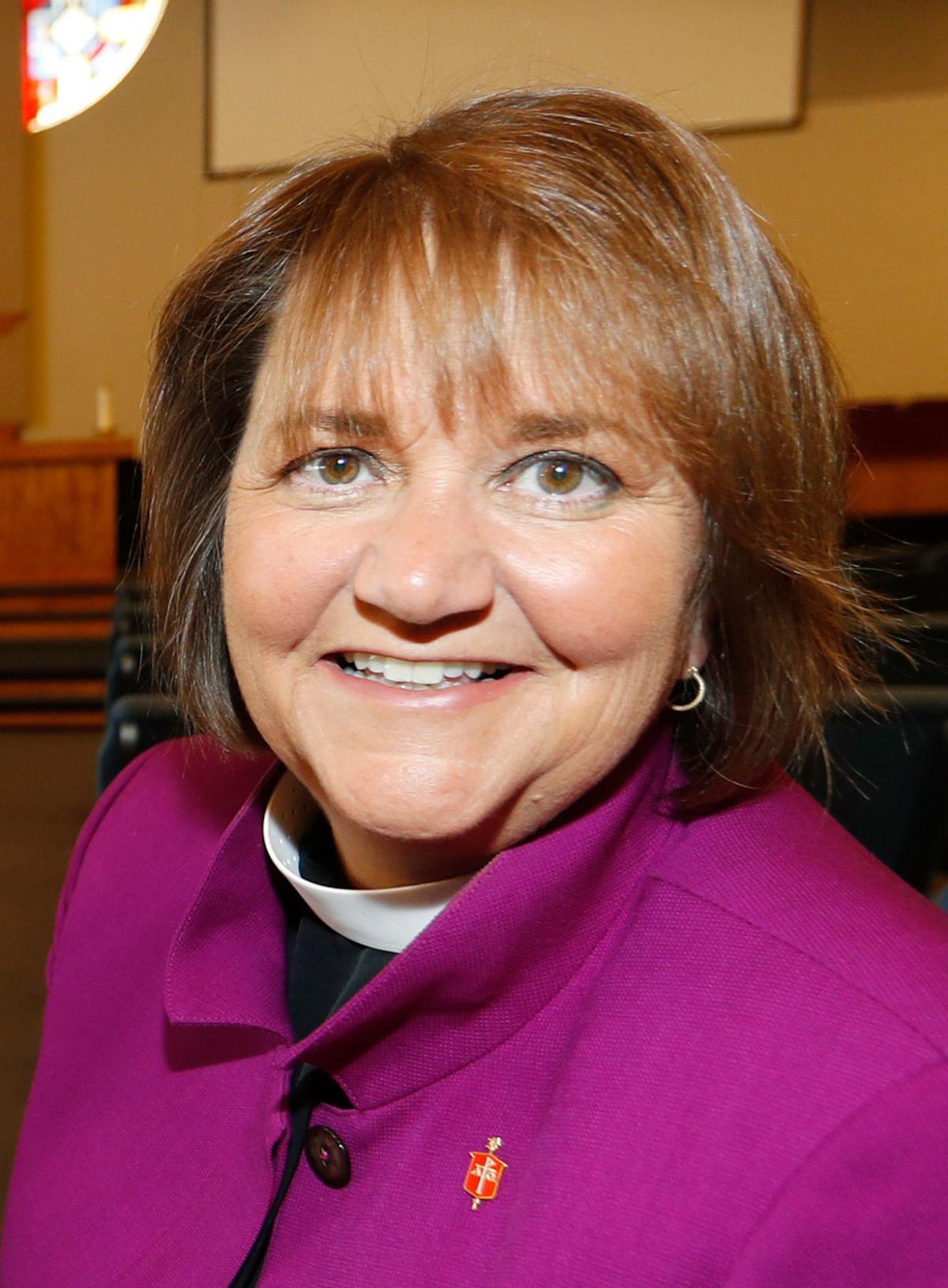 Bishop Karen Oliveto