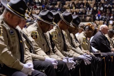 Alabama Sheriff Killed
