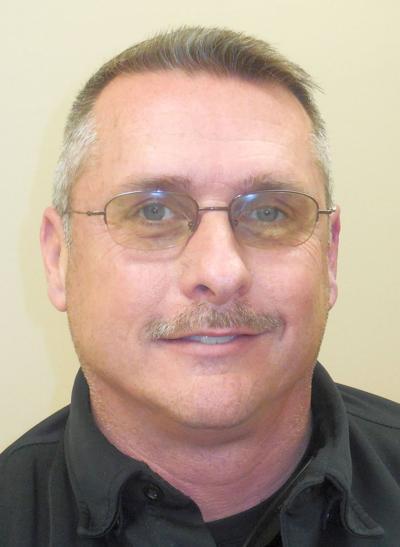 Town Creek Police Chief Jerry Garrett