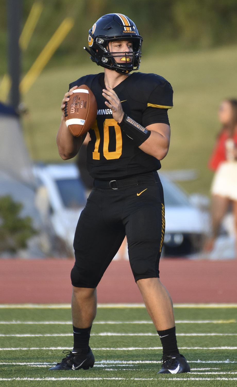 Birmingham-Southern quarterback Trevor Oakes (copy)