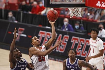 Kansas St Texas Tech Basketball
