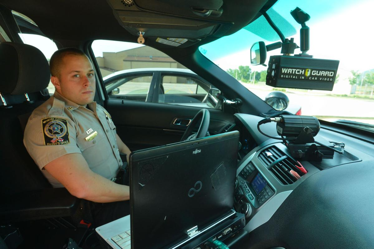 Morgan County Sheriff's Dash Cameras