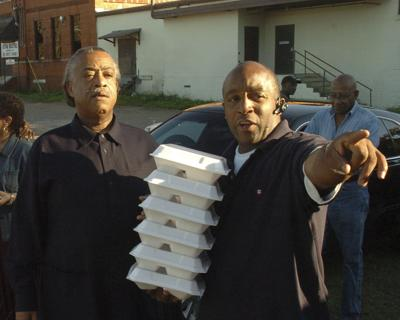 Sharpton Brother Cleared