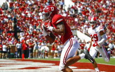 1 Alabama rolls to 56-14 win over Louisiana-Lafayette (copy