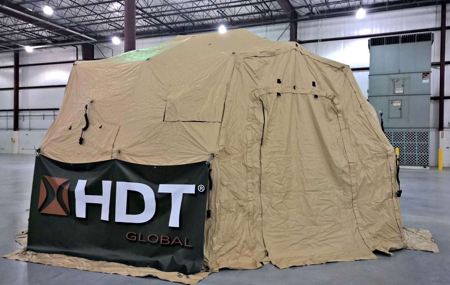 HDT DRASH & Mobile shelter manufacturer bringing 123 jobs to Limestone ...