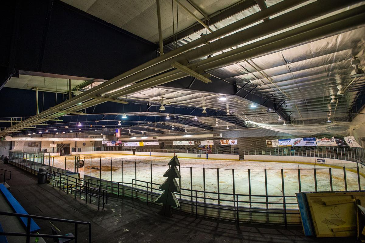 Point Mallard Ice Complex