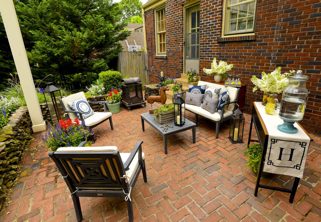 Secret gardens: Peek inside the outdoor oases of Decatur\'s historic ...