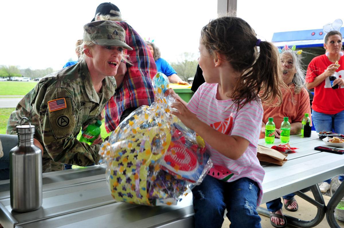 D RF Easter Egg Surprise 032821