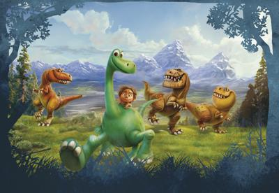 library to screen the good dinosaur local news
