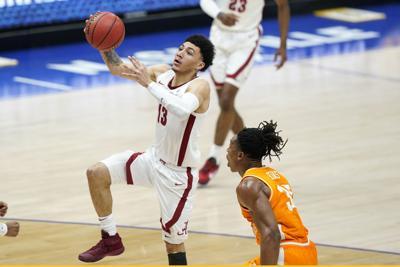 SEC Tennessee Alabama Basketball