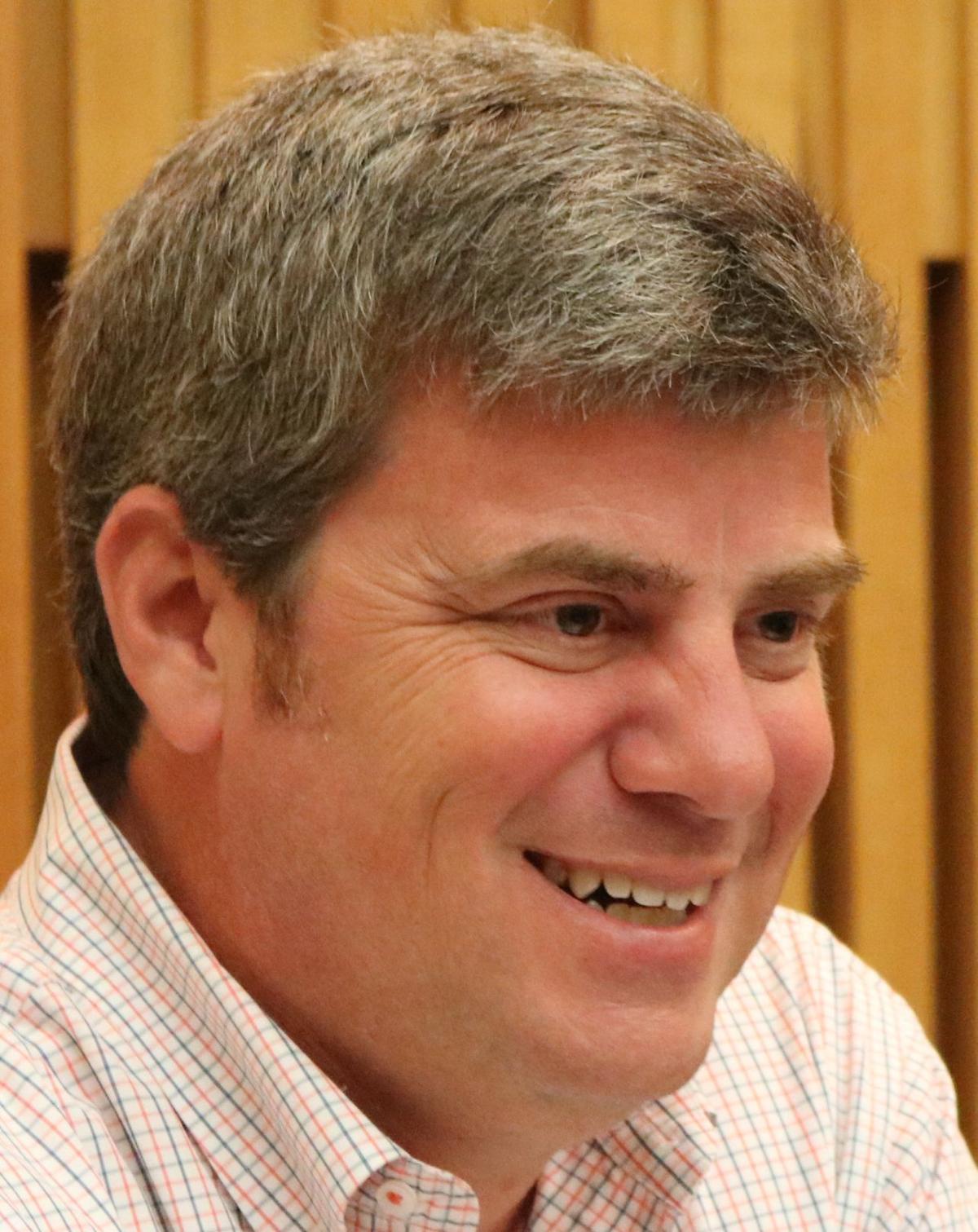 Decatur Councilman Carlton McMasters
