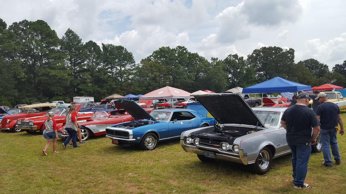 Car Shows Planned Saturday In Elkmont Priceville Local News - Muscle car shows near me