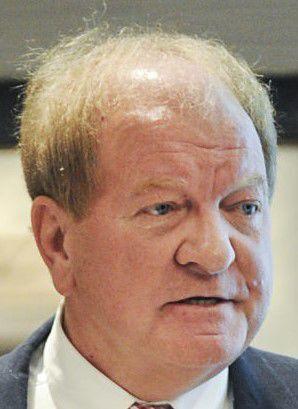 Morgan County Commission Chairman Ray Long
