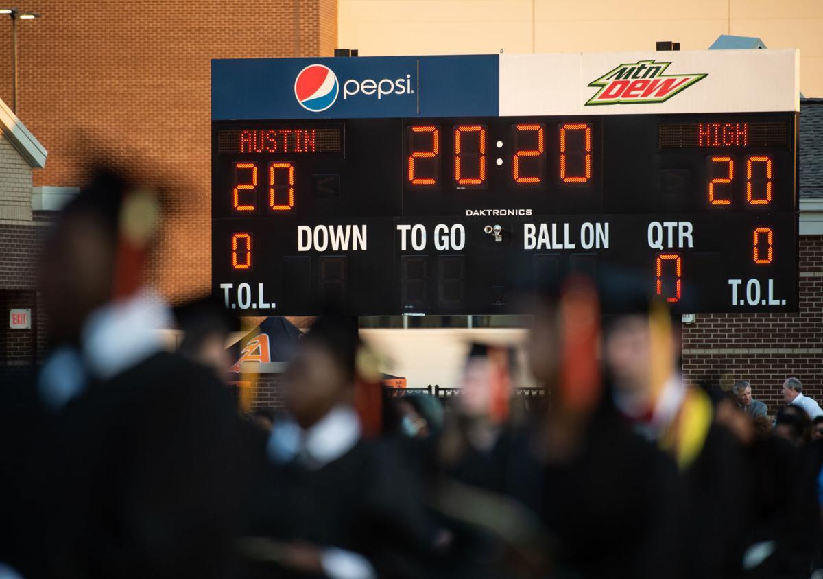 Austin graduation