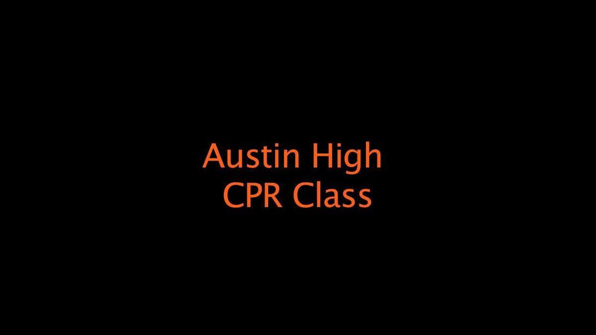 Role reversal recent austin graduates help coaches get cpr role reversal recent austin graduates help coaches get cpr certification local news decaturdaily xflitez Choice Image