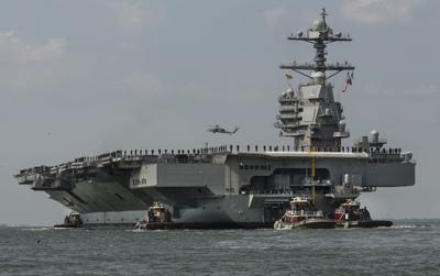 Aircraft Carriers-Clogged Pipes