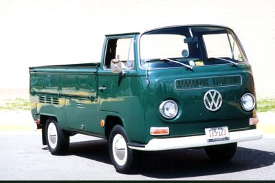 1969 VW Transporter