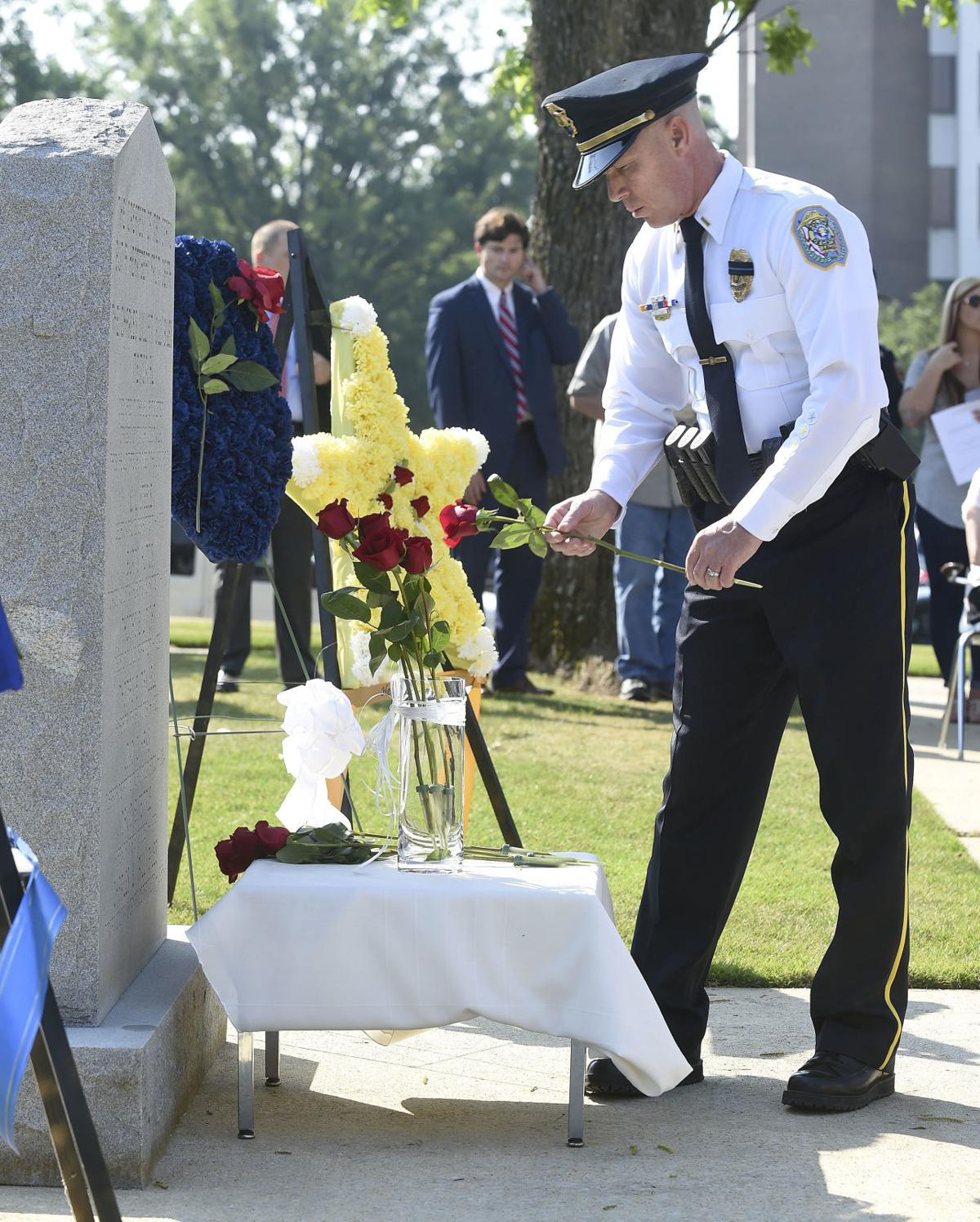 Fallen Officers Are Heroes Because Of How They Lived