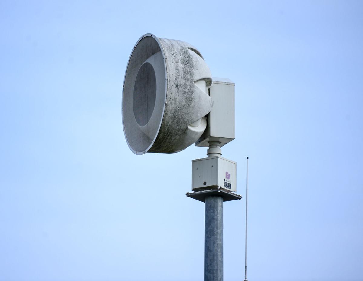 D210427 tornado sirens
