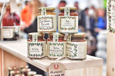 herb infused marmalade