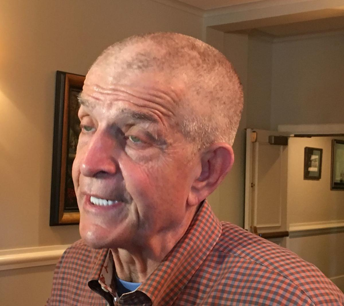 Businessman Tells Decatur Group Why He Helped After