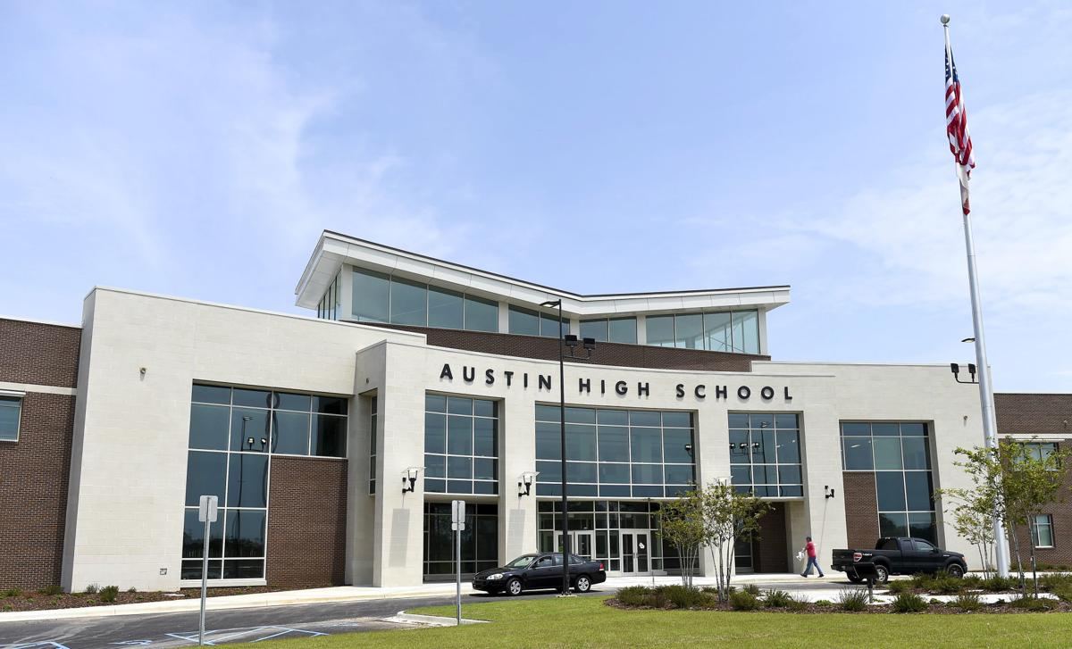 Dcs Gets Ok To Move In At New Austin High Decatur