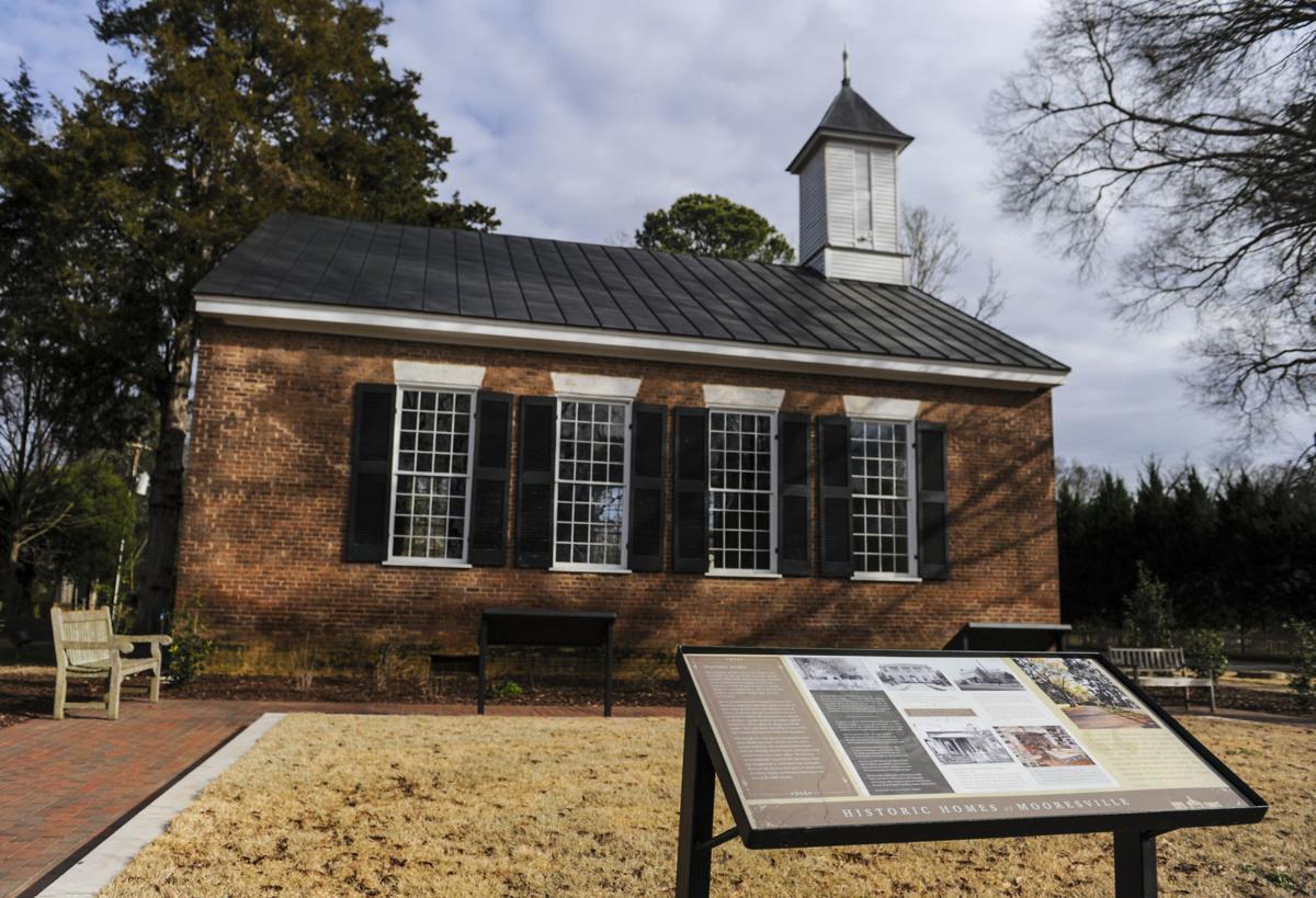 Mooresville bicentennial garden (copy)